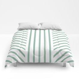 Lined Wintergreen Comforters
