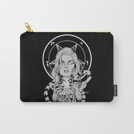 Black Mass Ritual Carry-All Pouch