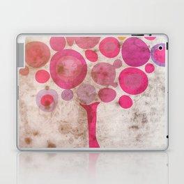 Fucsia tree Laptop & iPad Skin