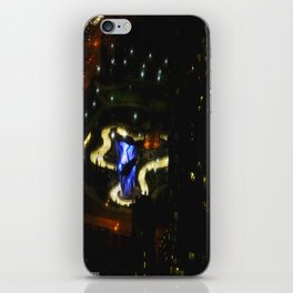 Ribbon of Ice (Chicago Architecture Society) iPhone Skin