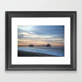 Pastel Mornings Framed Art Print