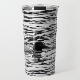 Loon Sighting Travel Mug