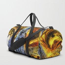 Vienna Cathedral Vincent Van Gogh Duffle Bag