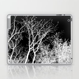 Branching Out In Light And Dark Laptop & iPad Skin