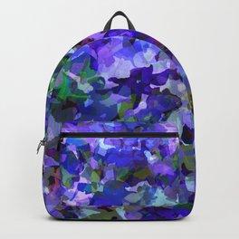 Deep Violet Woods Backpack
