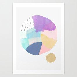 01 pris Art Print