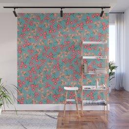 flowers 5 Wall Mural