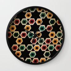 pentagons Wall Clock