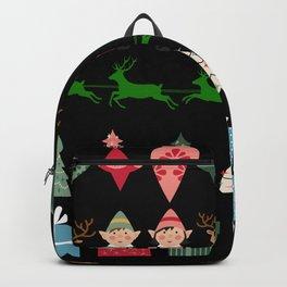 Christmas Elves & More Backpack