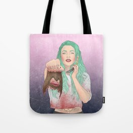 cut(e) Tote Bag