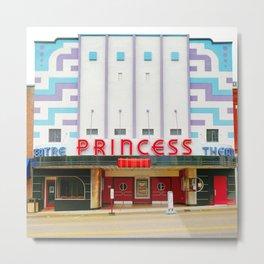 Princess Theater Metal Print
