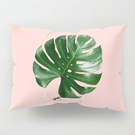 MONSTERA ANT Pillow Sham