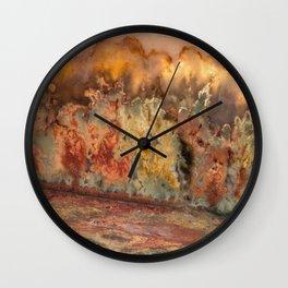 Idaho Gem Stone 40 Wall Clock