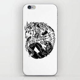 Manticore iPhone Skin