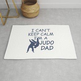 I'M A JUDO DAD Rug