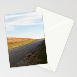 Gravel Road Stationery Cards