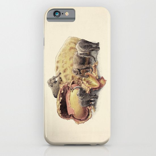 Elephant's Paradise iPhone & iPod Case