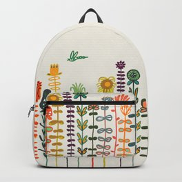 Happy garden Backpack