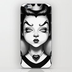 Snow White's Disenchantment iPhone & iPod Skin