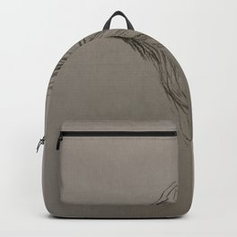 Goose Feather Backpack