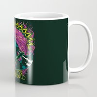 anarchy Mugs featuring Anarchy by Tshirt-Factory