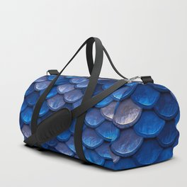 Blue Penny Scales Duffle Bag