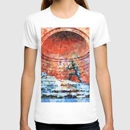 Catanzaro: fountain T-shirt