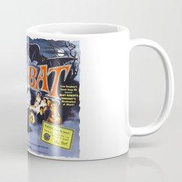 The Bat, vintage horror movie poster Coffee Mug