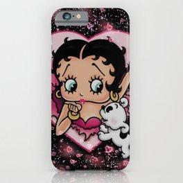 Betty Boop  iPhone Case
