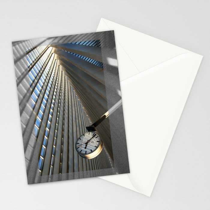 Time Revisited Stationery Cards