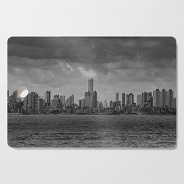Jampa City Cutting Board