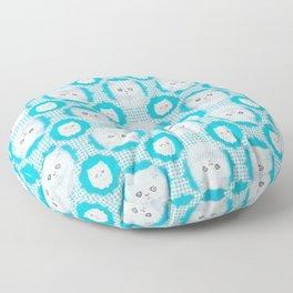 Lord Aries Cat - Art 001 Floor Pillow