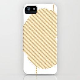 Heart Circuit iPhone Case