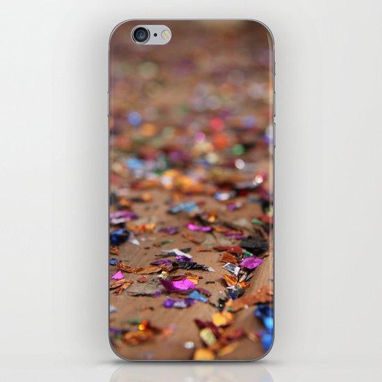 Glitter II iPhone & iPod Skin