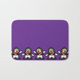Pixelly Wonka Bath Mat
