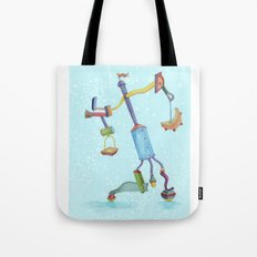 Could'a Been the Teapot Tote Bag