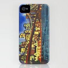 Brooklyn iPhone (4, 4s) Slim Case
