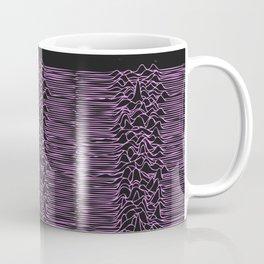 Joy Division In Arabic & pink  Coffee Mug