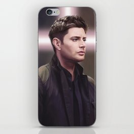 Dean Winchester. Believer iPhone Skin