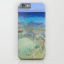 Caribbean Blue Sea iPhone Case