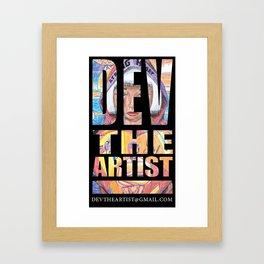 devtheartist Framed Art Print