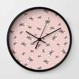 Abigail 4 Wall Clock