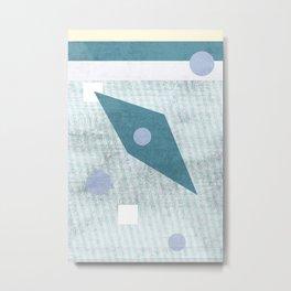 Pattern 2017 033 Metal Print