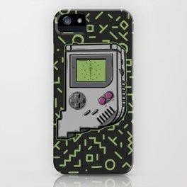 Hoosier Boy iPhone Case
