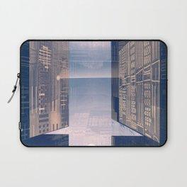 Room -A- Post Biological Era Laptop Sleeve