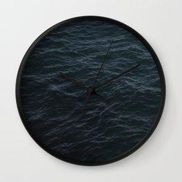 Depths Wall Clock