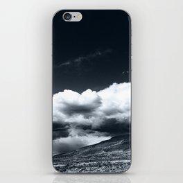 Grey Skies iPhone Skin