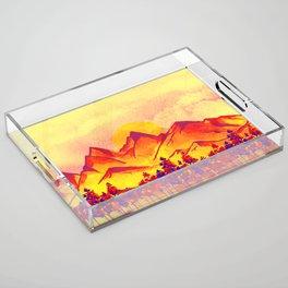 Landscape #05 Acrylic Tray