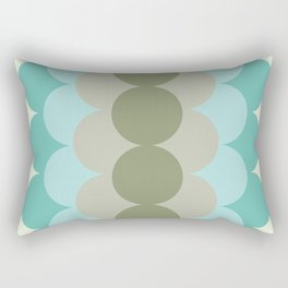 Gradual Oliva Retro Rectangular Pillow