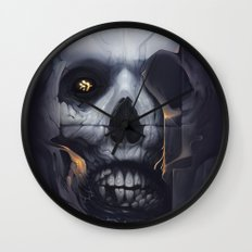 Hollowed Wall Clock
